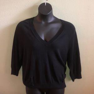 Michael Kors v-neck sweater. Size XL